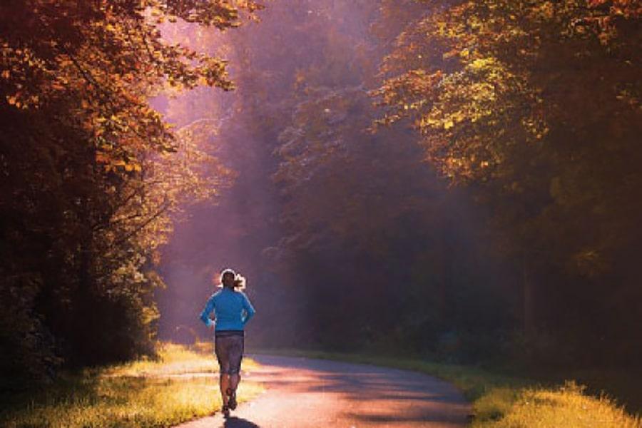 Tid för ensamhet: Hur sololöpning ger dig ett positivt perspektiv på livet